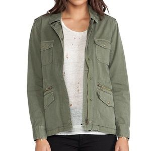 Lily Aldridge for Velvet Army Jacket Size Medium